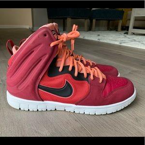 Nike Dunk Free Noble Red Men's 10.5